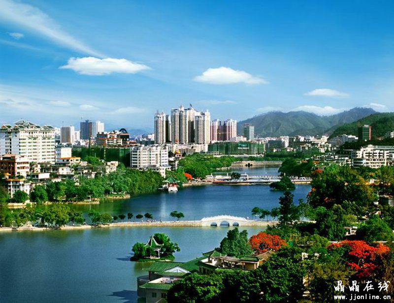 掰一掰中国最适合居住的10个城市